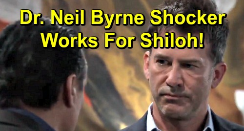 General Hospital Spoilers: Dr. Neil Byrne's Shady Side Revealed – Secretly Working for Shiloh and Dawn of Day?