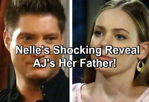 General Hospital Spoilers: Nelle's Father Revealed as AJ Quartermaine - Shocking Paternity Explains Revenge