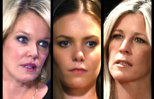 General Hospital Spoilers: Carly and Ava Team Up to Solve Morgan Mystery – Enemies Become Allies To Destroy Nelle