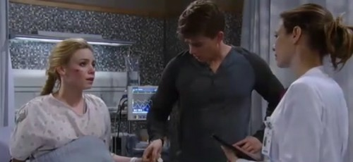 General Hospital Spoilers: Tuesday, May 15 – Nelle Learns Baby's Fate – Drew's Memory Lost – Griffin Warns Peter to Flee