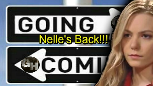 General Hospital Spoilers: Comings and Goings – Nelle's Back for More Trickery – Britt's Run Heats up Thanks to Brad's Secret