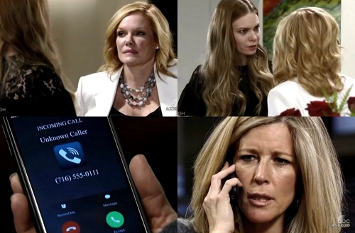 General Hospital Spoilers: Carly Helps Nelle Save Baby In Earthquake – Nelle Responds By Ramping Up Morgan Scheme
