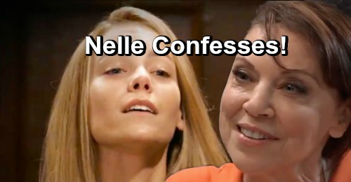 General Hospital Spoilers: Nelle's Prison Showdown, Dr. Obrecht Forces Baby Swap Confession – Brad's Worst Nightmare