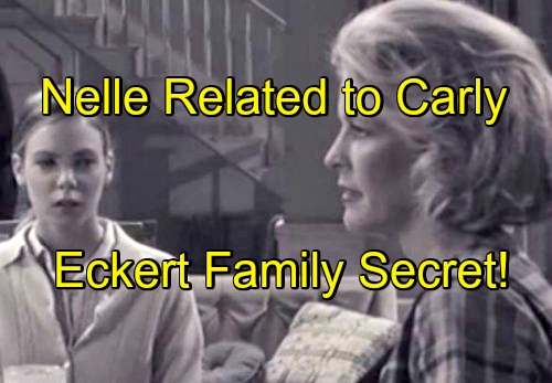 'General Hospital' Spoilers: Nelle's Family Tie to Carly – Unexpected Eckert Link, Bill's Abandoned Daughter
