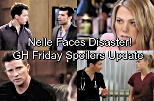 General Hospital Spoilers: Friday, July 6 Update – Jason Gets Troubling News – Griffin Pressures Kiki – Nelle Faces Disaster