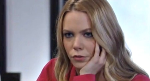 General Hospital Spoilers: Carly Tampers With Nelle's Paternity Test - Rigged To Show Michael's Not The Baby Daddy
