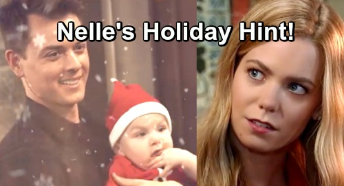 General Hospital Spoilers: Nelle's Holiday Hint - Michael Gets a Clue for Christmas, 'Wiley' Suspicion Shocker?