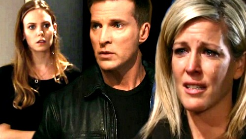 General Hospital Spoilers: Sonny Fears The Source Of Morgan Haunting Carly – Jason's Clues Lead To Nelle
