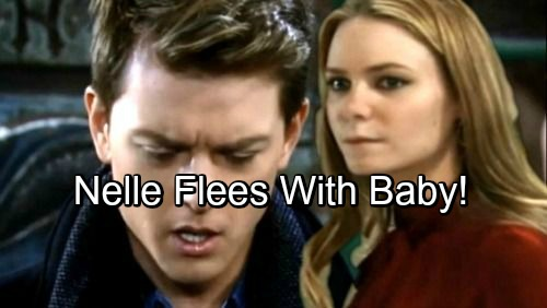 General Hospital Spoilers: Michael's Plan Backfires – Nelle Disappears with the Baby, Gets Revenge for Daddy's Deception