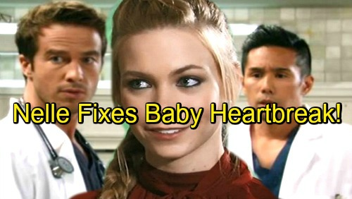 General Hospital Spoilers: Lucas and Brad's Baby Heartbreak Turns to Hope – Nelle's Kid Offers Another Chance at a Family
