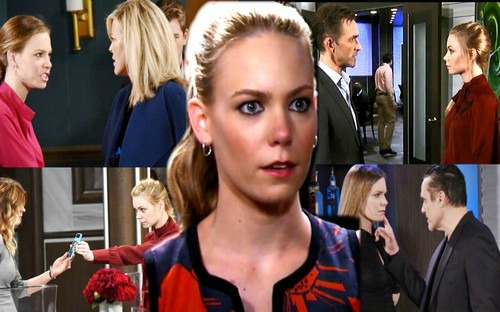 General Hospital Spoilers: Ava Gets Michael and Pregnant Nelle Back Together - Carly and Sonny Seek Bloody Revenge