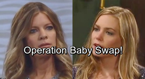 General Hospital Spoilers: Nina's Operation Baby Swap, Takes Desperate Action for Maxie – Nelle Pays The Price