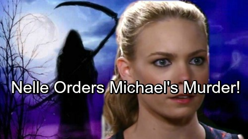 General Hospital Spoilers: Nelle Pushes Chase to Stage Deadly 'Accident' – Orders Hit on Michael