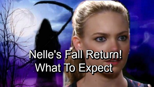 General Hospital Spoilers: Nelle's Fall Return Brings Bombshells – What GH Fans Should Expect