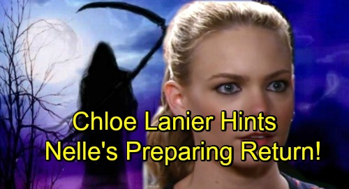 General Hospital Spoilers: Chloe Lanier Hints at Nelle's Vengeful Comeback – Shares How GH Baddie's Preparing Behind Bars