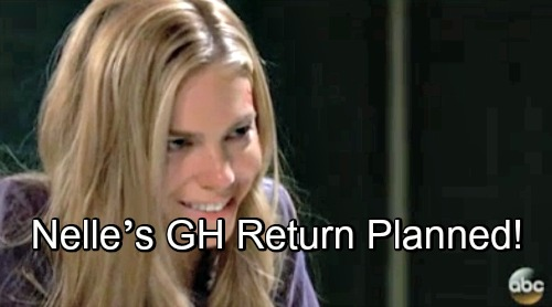 General Hospital Spoilers: Nelle's GH Return Planned – Chloe Lanier Dishes on Baby Revenge, Whether She'd Join Another Soap