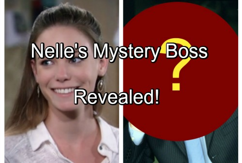 General Hospital Spoilers: Nelle Working For Secret GH Mystery Character - Trying To Destroy Sonny?