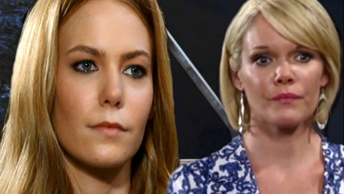General Hospital Spoilers: Nelle Blackmails Ava - Forces Boss To Help Drive Carly Insane