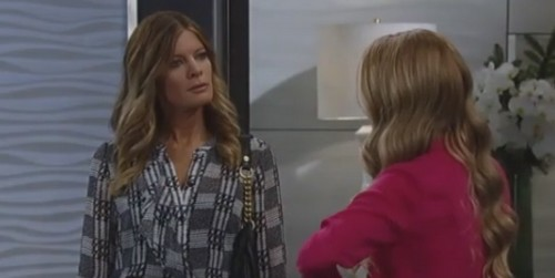 General Hospital Spoilers: Nelle Tries To Sell Her Baby To Nina and Valentin