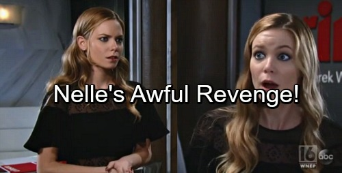 General Hospital Spoilers: Crazy Nelle's Desperate Revenge Schemes