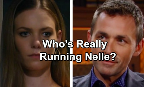 General Hospital Spoilers: Shocking Discovery, Valentin Controls Nelle - Part of His Plan To Destroy The Cassadines