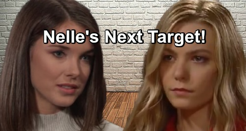 General Hospital Spoilers: Willow Plays Mommy To Jonah After Truth Comes Out - Vengeful Nelle's New Target