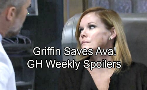 General Hospital Spoilers: Griffin Races to Save Ava from Danger – Terrifying Moments Spark Confessions and Intense Rage