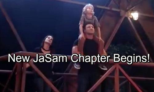 General Hospital Spoilers: Sam Finally Chooses Jason – Passionate Reunion Kicks Off New 'JaSam' Chapter