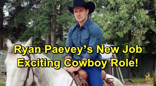 General Hospital Spoilers: Ryan Paevey's Exciting New Cowboy Role