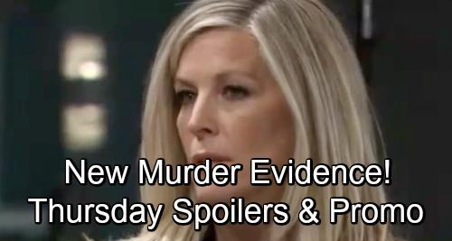 General Hospital Spoilers: Thursday, November 15 – Hayden's News Rattles Finn and Anna – New Murder Evidence – Drew's Sweet Gift