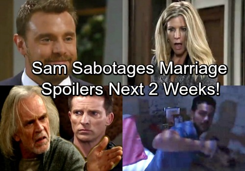 General Hospital Spoilers for Next 2 Weeks: Dr. Obrecht's Dramatic Rescue – Sam Sabotages Her Marriage