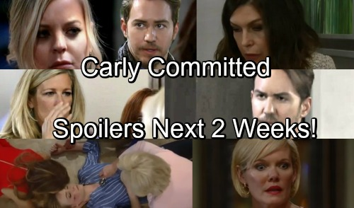 General Hospital Spoilers for Next 2 Weeks: Ava Double Crosses Nelle – Carly Forced Into Mental Hospital - Nurses Ball Promo