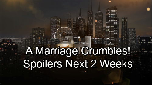 General Hospital Spoilers Next 2 Weeks: Lulu and Dante's Marriage Takes a Hit – Maxie's Tricky Situation – Peter Gets a Do-Over