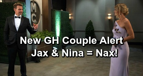 General Hospital Spoilers: Smitten Nina Has Fallen HARD – Jax Mends Soon-to-Be Broken Heart, Valentin's Rival Is the Better Man