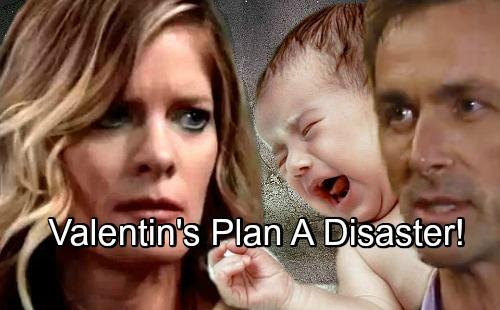 General Hospital Spoilers: Nina Floored by Secret Child Revelation – James Patrick Stuart Spills Valentin's Plan Goes Horribly Wrong