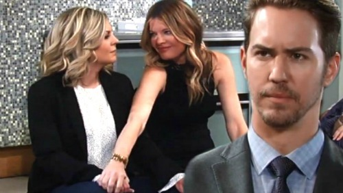 General Hospital Spoilers: Nina Warns Peter To Stay Away From Maxie, Demands Respect for Nathan's Memory - Digs for Dirt