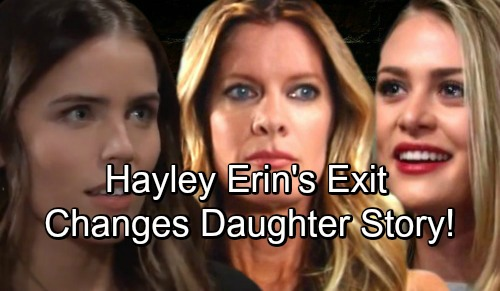 General Hospital Spoilers: Kiki's Exit Shakes Up Nina Daughter Drama – How Hayley Erin's Departure Affects Major Storyline