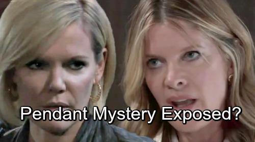 General Hospital Spoilers: Nina and Ava Go to War Over Sasha Drama – Kiki Daughter Secret, Pendant Mystery Exposed?