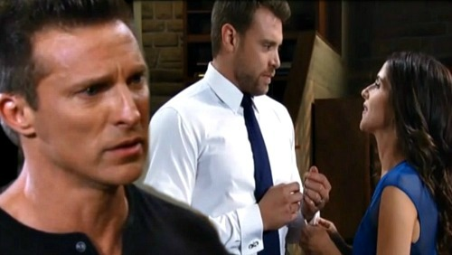 General Hospital Spoilers: Jason Morgan Revealed, Fights For Drew's Property - Ned Exploits New Twin War