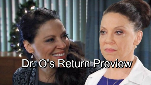 General Hospital Spoilers: Chris Van Etten Previews Liesl Obrecht's Crazy Return – Dr. O's Reign of Terror Continues