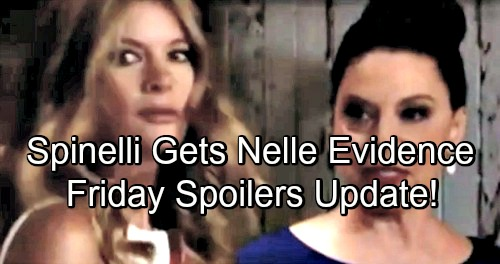 General Hospital Spoilers: Friday, June 29 Update – Liesl's Plan Alarms Nina – Carly's Ferncliff Fury – JaSam Scores Big with Spinelli