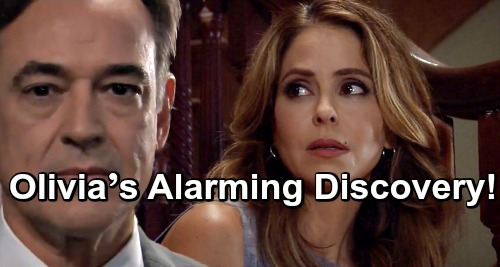 General Hospital Spoilers Olivia S Alarming Discovery