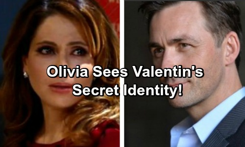 General Hospital Spoilers: Olivia Falconari Flashback Reveals Valentin's Secret Identity and Charlotte's Paternity