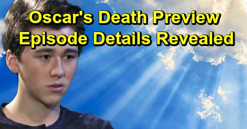 General Hospital Spoilers: Oscar's Farewell Episode Details Revealed – How GH Will Say Goodbye as Teen Dies