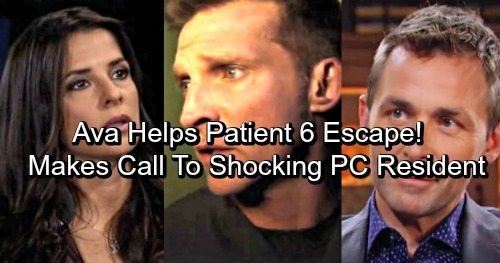 General Hospital Spoilers: Patient 6 Gains Freedom, Risks All by Trusting Stranger – Makes Shocking Call To Another PC Resident