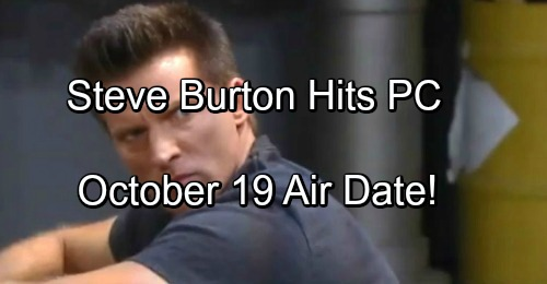 General Hospital Spoilers: Patient Six Arrives in Port Charles October 19 Air Date – Steve Burton, Classic Jason Finally Home