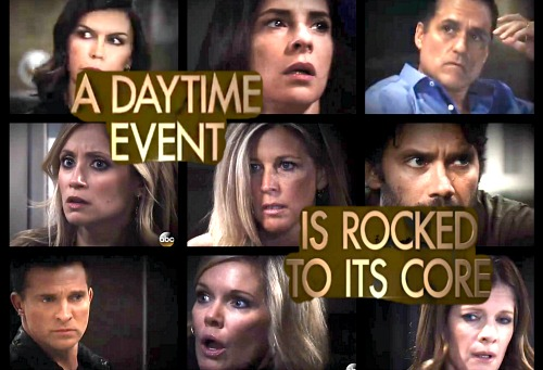 General Hospital Spoilers: Oscar Crushed In Earthquake Collapse - Drew and Kim Team Up to Save Son
