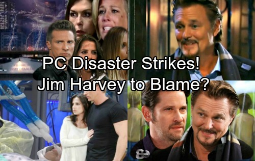 General Hospital Spoilers: Evil Jim Harvey Sets Port Charles Up for Disaster – February Sweeps Calamity Explodes