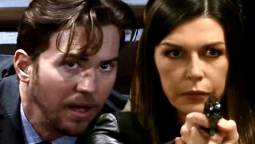 General Hospital Spoilers: Week of February 5-9 – Shocking Discoveries, Exploding Secrets and Heartbreaking Goodbyes