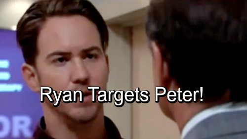 General Hospital Spoilers: Deadly Danger Brewing, Peter Makes Himself Ryan's Target – Murderous Monster's New Plot